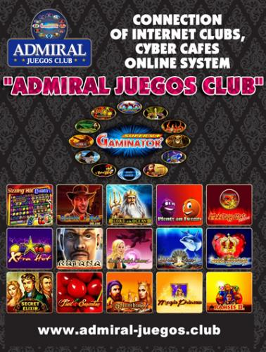 CONNECTION OF GAMING CLUBS  wwwadmiraljuego - Imagen 1