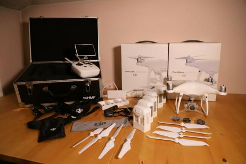BRAND NEW DJI PHANTOM 4 PRO PLUS BUY 2 GET 1  - Imagen 1